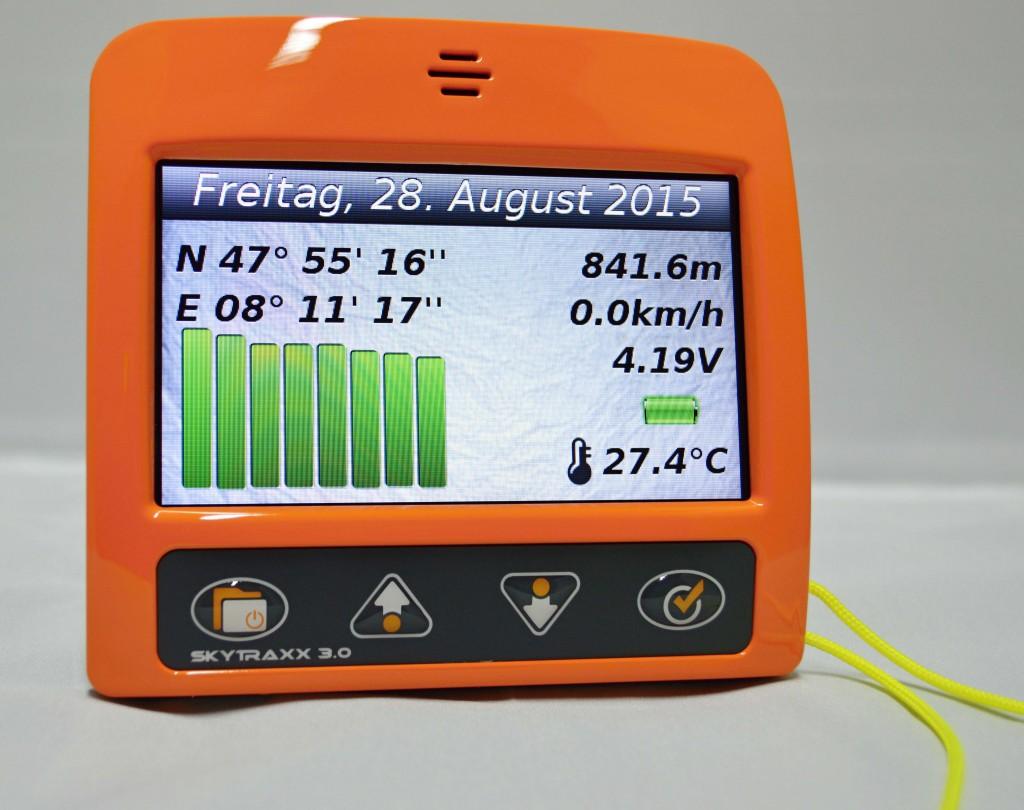 Skytraxx 3.0 GPS
