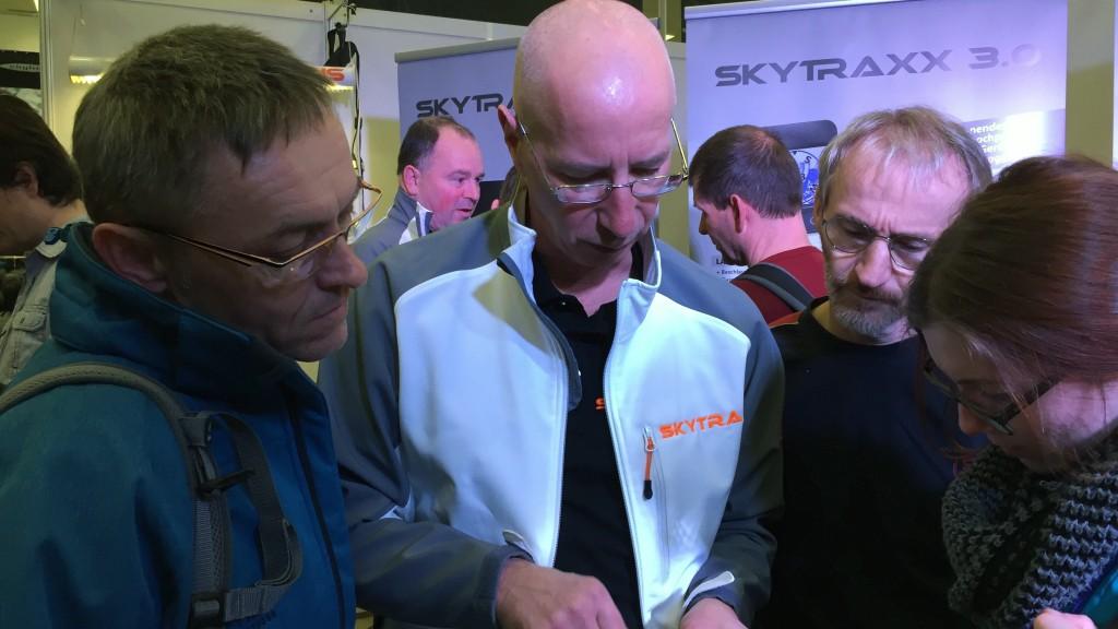 Das neue Corporate Identity von Skytraxx