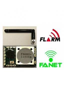 Skytraxx Aufrüstung FANET-ready auf FANET/FLARM