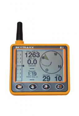 Skytraxx 2.1 FANET+FLARM integriert - Swiss Finish